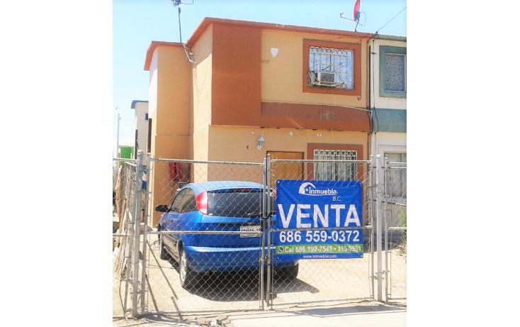 Foto de casa en venta en  , condominio esperanza agr?cola, mexicali, baja california, 1877404 No. 02