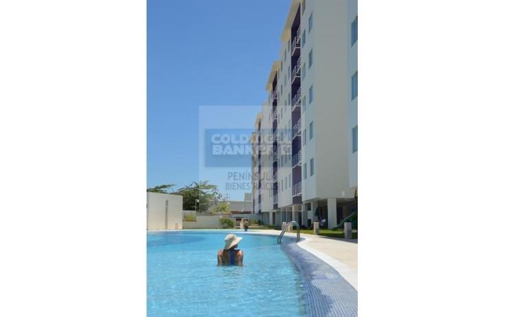 Foto de departamento en venta en condominio habitalia cancun super manzana 40 manzana 1 avenida tikal , supermanzana 40, benito juárez, quintana roo, 470214 No. 05