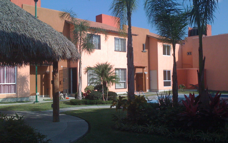 Foto de casa en venta en  , condominio ojo de agua, emiliano zapata, morelos, 1560748 No. 01