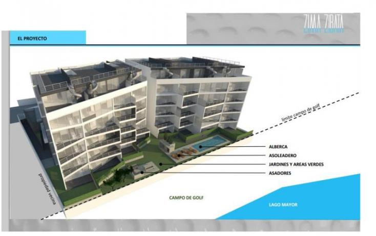 Foto de departamento en venta en condominio opuntia 001, desarrollo habitacional zibata, el marqués, querétaro, 859901 no 01
