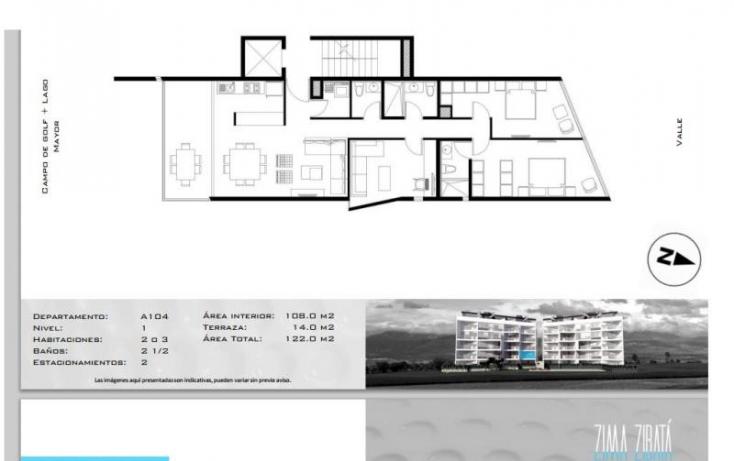 Foto de departamento en venta en condominio opuntia 001, desarrollo habitacional zibata, el marqués, querétaro, 859901 no 05