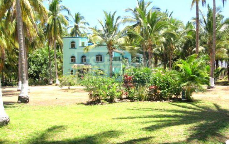 Foto de terreno habitacional en venta en condominio playa las tortugas 25, zacualpan, compostela, nayarit, 740789 no 03