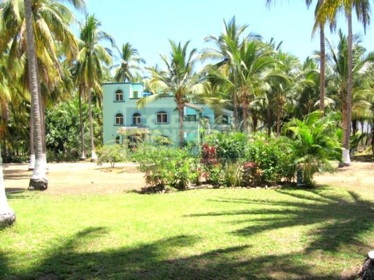 Foto de terreno habitacional en venta en  25, zacualpan, compostela, nayarit, 740789 No. 03