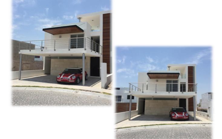 Foto de casa en venta en  , condominio q campestre residencial, jesús maría, aguascalientes, 1249515 No. 01
