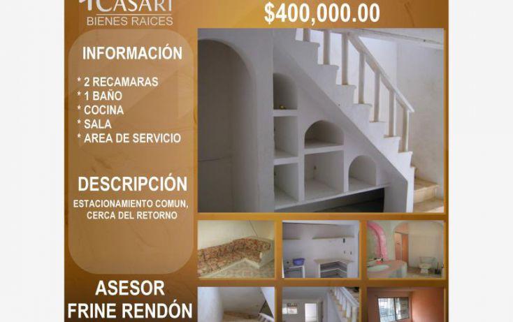 Foto de casa en venta en condominio topacio, alborada cardenista, acapulco de juárez, guerrero, 1937602 no 01