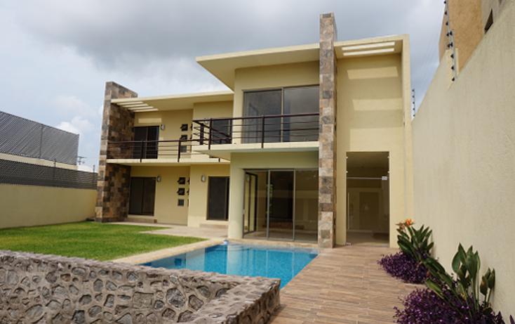 Foto de casa en venta en  , condominios bugambilias, cuernavaca, morelos, 1392115 No. 01