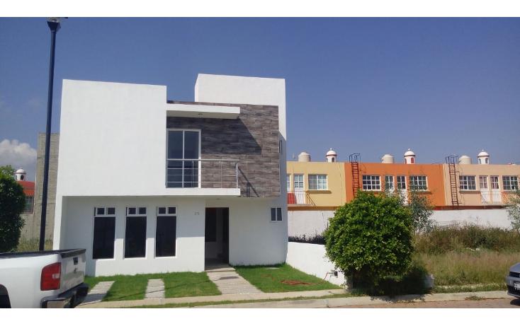 Foto de casa en venta en  , conjunto bugambilias, san juan del r?o, quer?taro, 1417785 No. 03