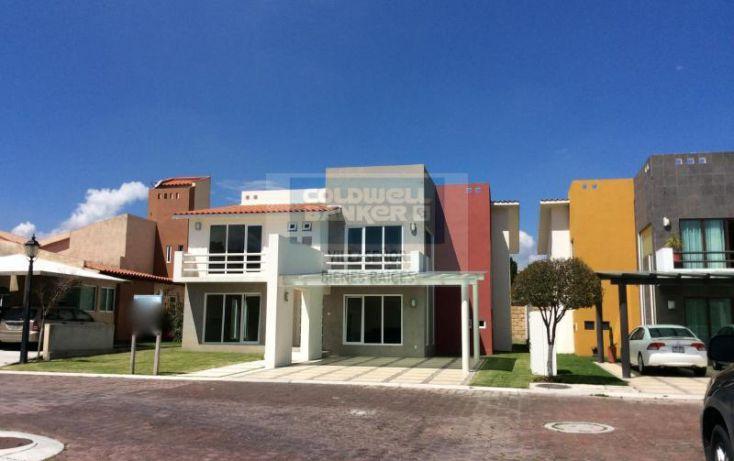 Foto de casa en condominio en venta en conjunto san javier, el mesón, calimaya, estado de méxico, 604828 no 01