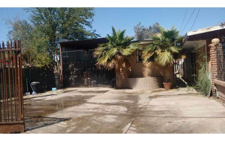 Foto de terreno habitacional en venta en  , conjunto urbano esperanza, mexicali, baja california, 1863374 No. 01