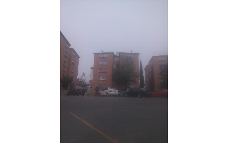 Foto de departamento en venta en  , conjunto urbano ex hacienda del pedregal, atizapán de zaragoza, méxico, 1086913 No. 01