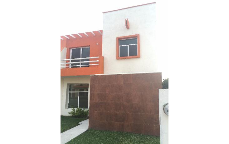 Foto de casa en venta en  , conjunto villareal i, ii, iii, y iv, yautepec, morelos, 1046621 No. 02