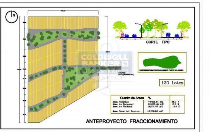 Foto de terreno habitacional en venta en conkal, conkal, conkal, yucatán, 1753830 no 03