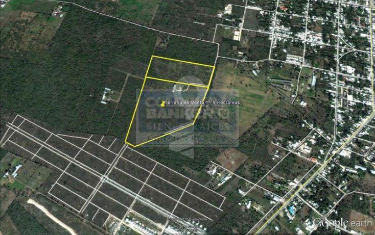 Foto de terreno habitacional en venta en conkal, conkal, conkal, yucatán, 1753830 no 05