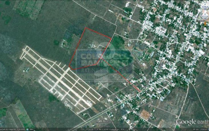 Foto de terreno habitacional en venta en conkal, conkal, conkal, yucatán, 1753830 no 08