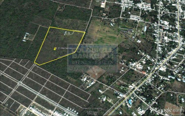 Foto de terreno habitacional en venta en conkal, conkal, conkal, yucatán, 1753830 no 09