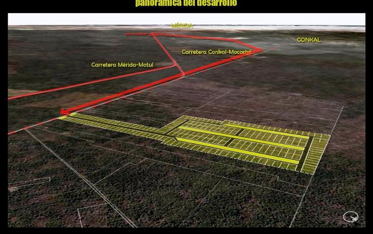 Foto de terreno habitacional en venta en  , conkal, conkal, yucat?n, 1040427 No. 01