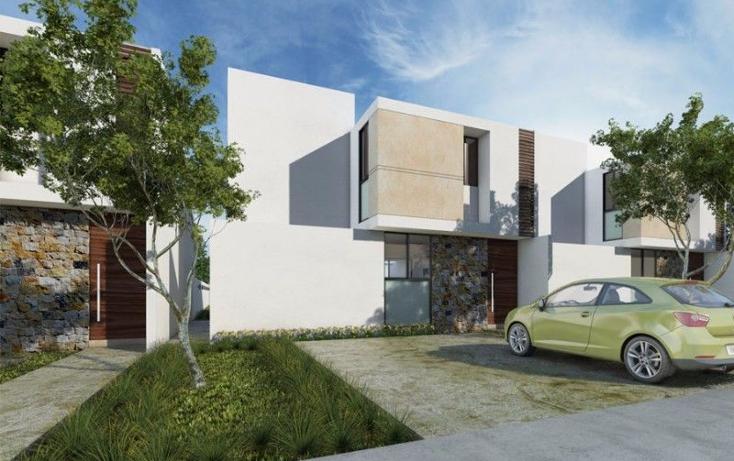 Foto de casa en venta en  , conkal, conkal, yucatán, 1042481 No. 01
