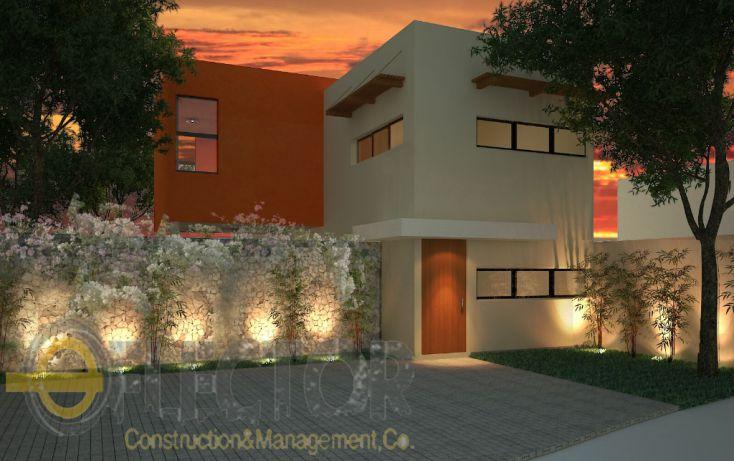 Foto de casa en venta en, conkal, conkal, yucatán, 1042547 no 02