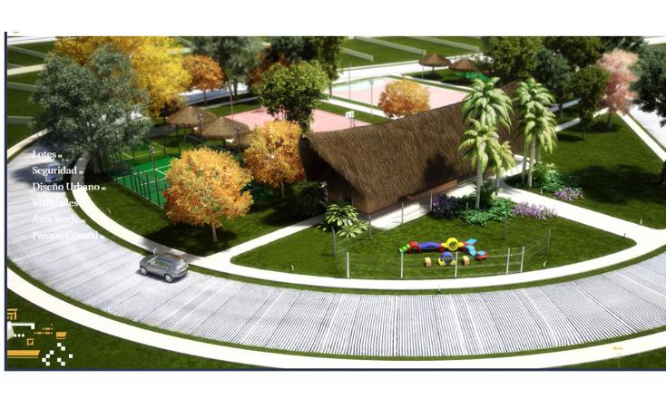 Foto de terreno habitacional en venta en  , conkal, conkal, yucatán, 1045947 No. 03