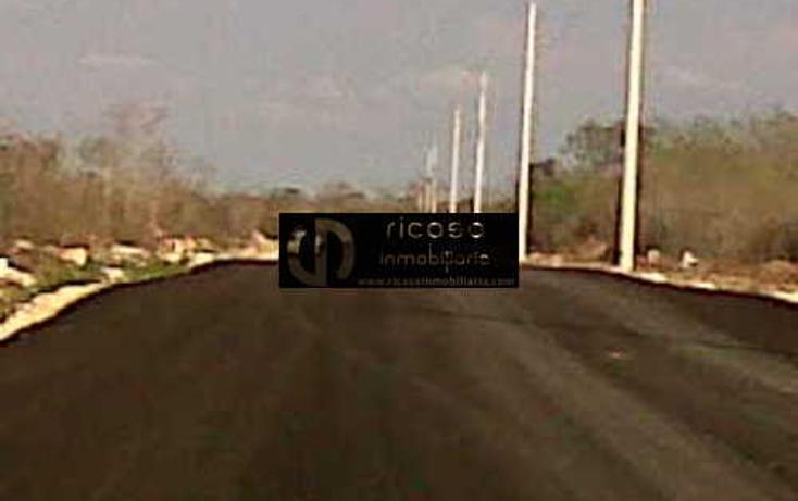 Foto de terreno habitacional en venta en  , conkal, conkal, yucatán, 1047135 No. 05