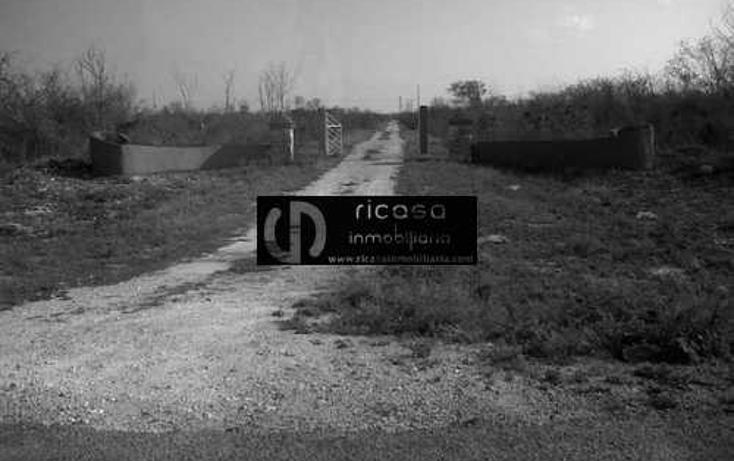 Foto de terreno habitacional en venta en  , conkal, conkal, yucatán, 1047135 No. 08