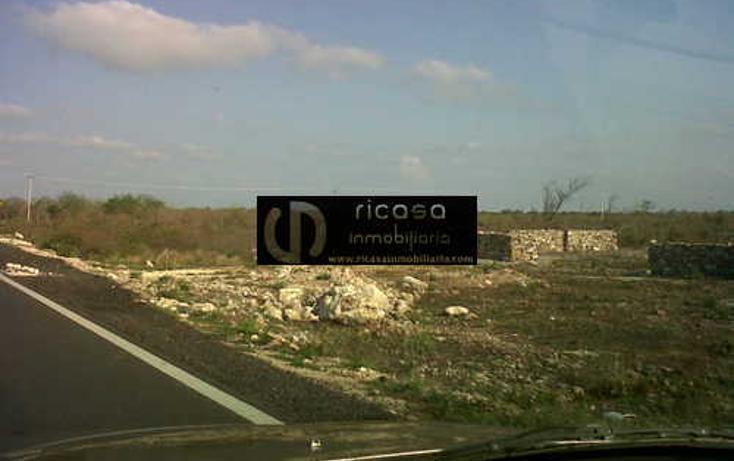 Foto de terreno habitacional en venta en  , conkal, conkal, yucatán, 1047135 No. 09