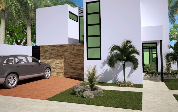 Foto de casa en venta en  , conkal, conkal, yucatán, 1049875 No. 01