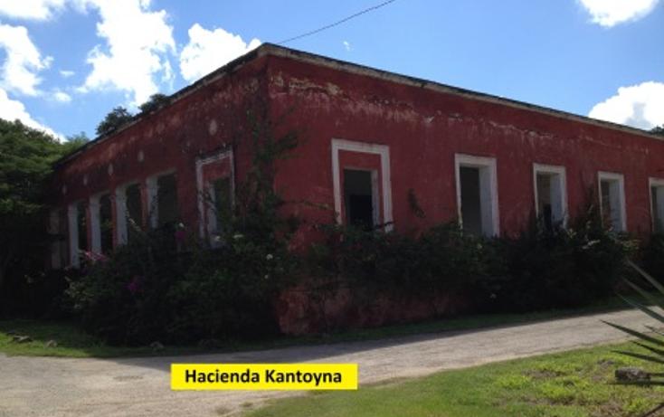 Foto de terreno habitacional en venta en  , conkal, conkal, yucat?n, 1050951 No. 07