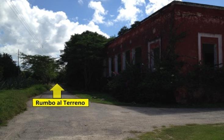 Foto de terreno habitacional en venta en  , conkal, conkal, yucat?n, 1050951 No. 09