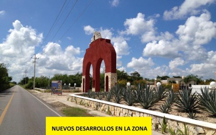 Foto de terreno habitacional en venta en  , conkal, conkal, yucat?n, 1050951 No. 11