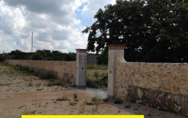 Foto de terreno habitacional en venta en  , conkal, conkal, yucat?n, 1050951 No. 14