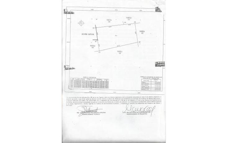 Foto de terreno habitacional en venta en  , conkal, conkal, yucat?n, 1050951 No. 15
