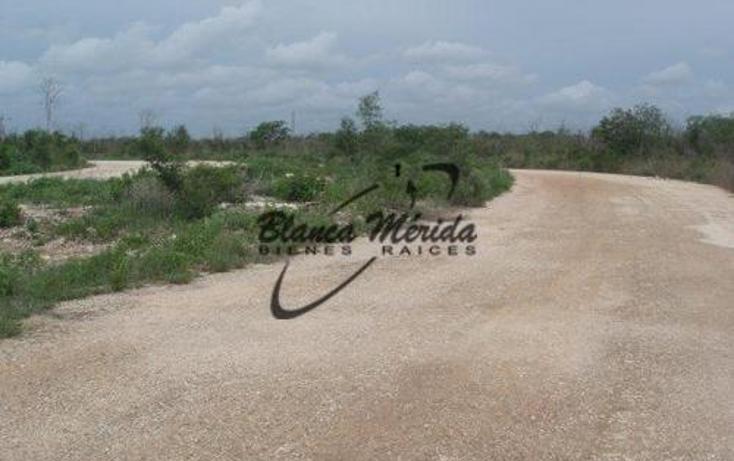 Foto de terreno habitacional en venta en  , conkal, conkal, yucatán, 1055047 No. 01