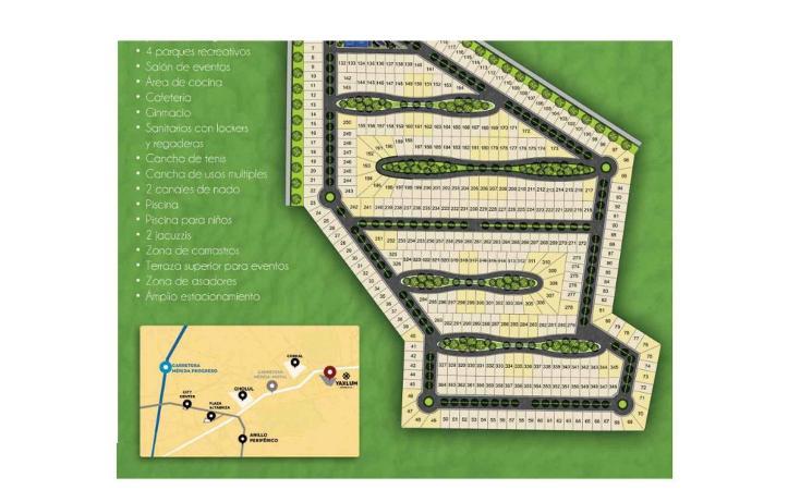 Foto de terreno habitacional en venta en, conkal, conkal, yucatán, 1057317 no 06