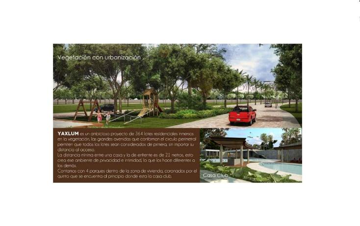 Foto de terreno habitacional en venta en  , conkal, conkal, yucatán, 1057317 No. 07