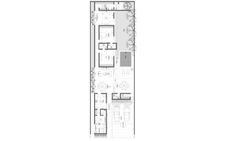 Foto de casa en venta en  , conkal, conkal, yucat?n, 1058789 No. 07