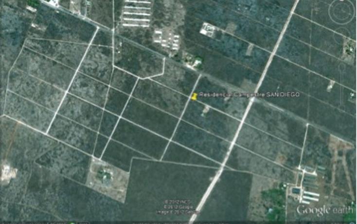 Foto de terreno habitacional en venta en  , conkal, conkal, yucatán, 1061699 No. 02