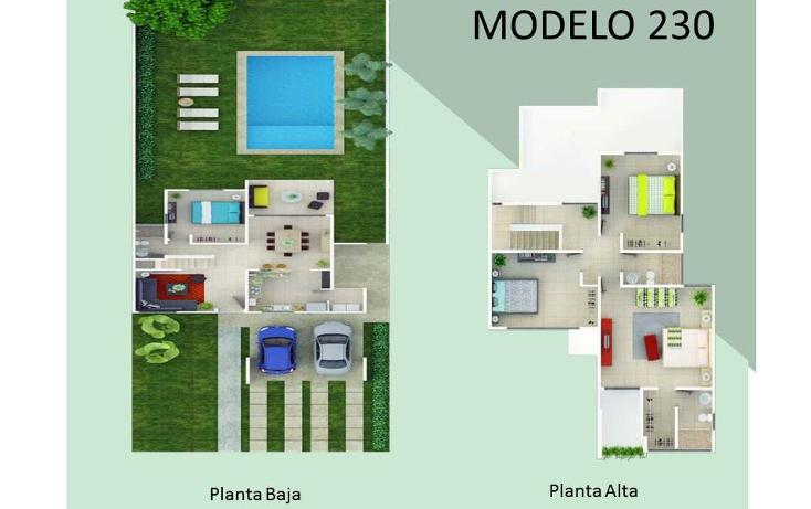 Foto de casa en renta en  , conkal, conkal, yucatán, 1066385 No. 02