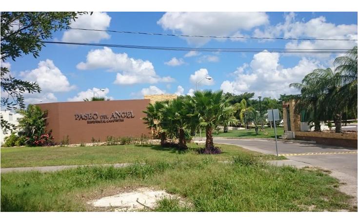 Foto de terreno habitacional en venta en  , conkal, conkal, yucatán, 1068071 No. 01
