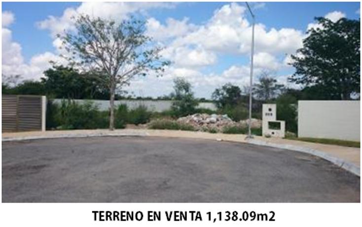 Foto de terreno habitacional en venta en  , conkal, conkal, yucatán, 1068071 No. 02
