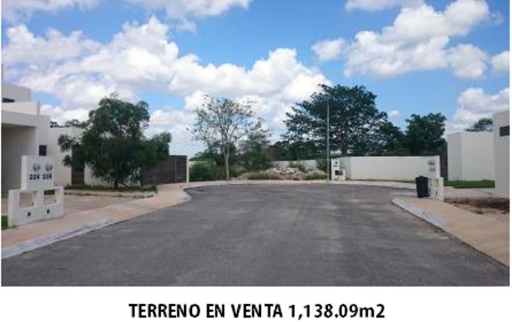 Foto de terreno habitacional en venta en  , conkal, conkal, yucatán, 1068071 No. 04