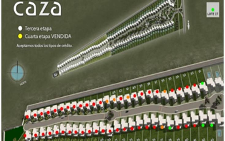 Foto de terreno habitacional en venta en  , conkal, conkal, yucatán, 1068071 No. 05