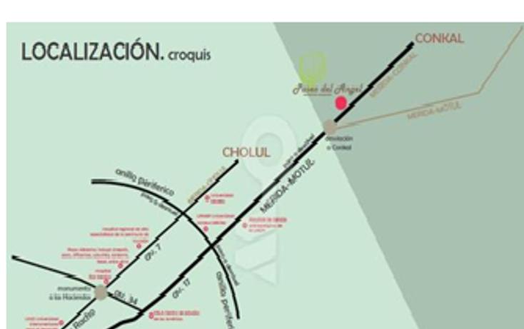Foto de terreno habitacional en venta en  , conkal, conkal, yucatán, 1068071 No. 10