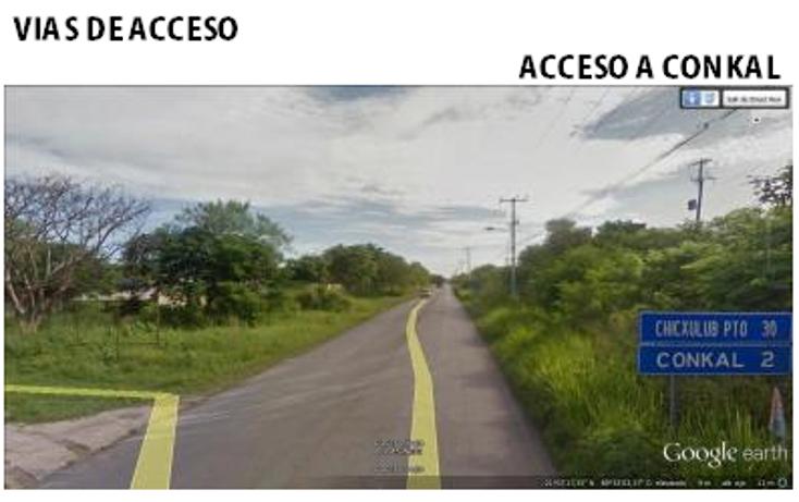 Foto de terreno habitacional en venta en  , conkal, conkal, yucatán, 1068071 No. 12