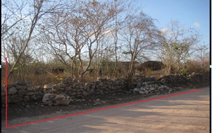Foto de terreno habitacional en venta en  , conkal, conkal, yucat?n, 1068829 No. 02