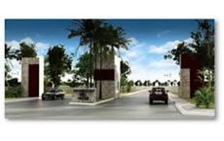 Foto de terreno habitacional en venta en  , conkal, conkal, yucatán, 1070239 No. 04
