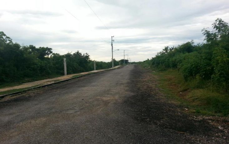 Foto de terreno habitacional en venta en, conkal, conkal, yucatán, 1070469 no 02