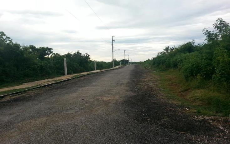 Foto de terreno habitacional en venta en, conkal, conkal, yucatán, 1070469 no 03