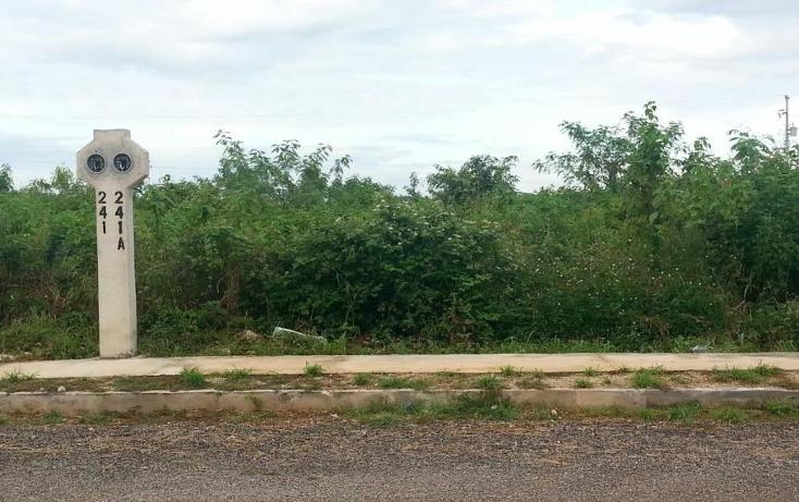 Foto de terreno habitacional en venta en  , conkal, conkal, yucatán, 1070469 No. 03