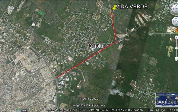 Foto de casa en venta en, conkal, conkal, yucatán, 1071567 no 03